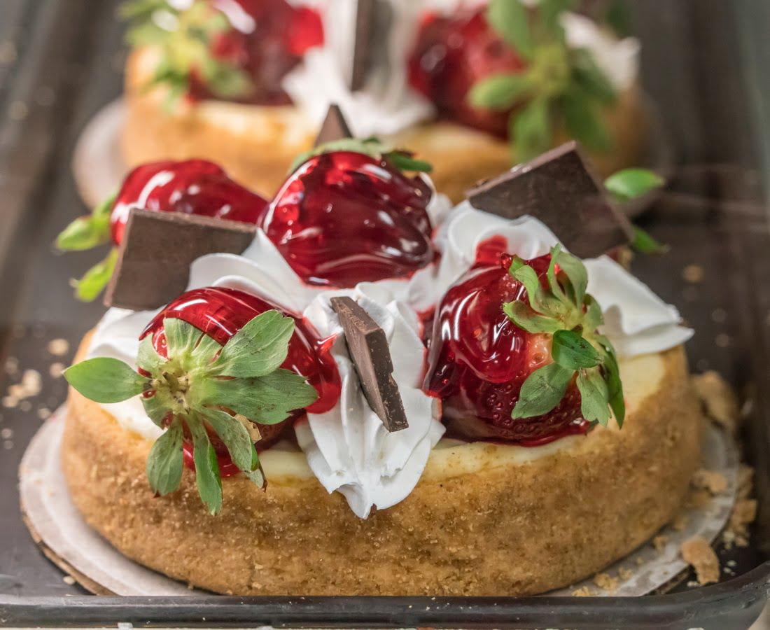 Tartinki (mini tarty) z kremem do cateringu