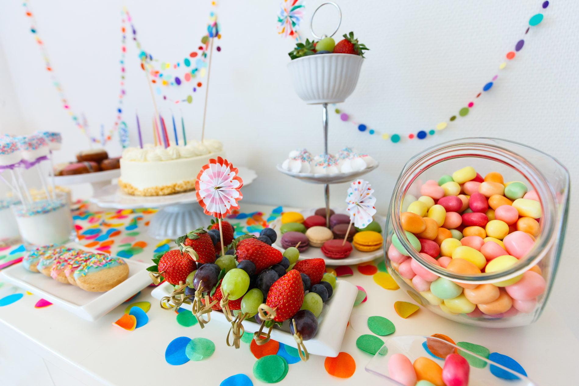 catering na urodziny dziecka